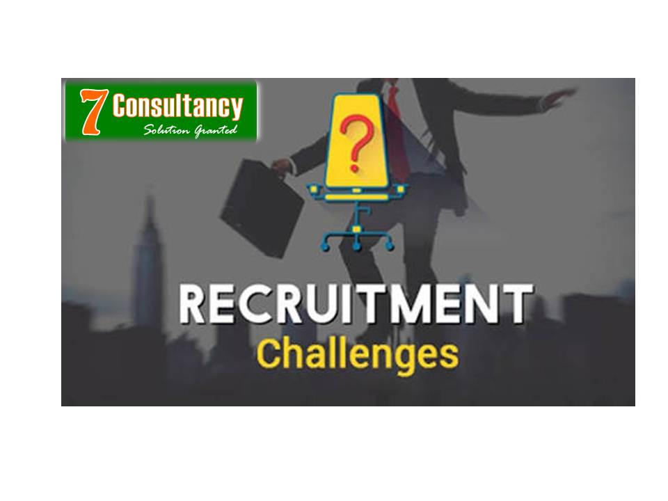 Challenges in recruitment, manpower consultancy in Mumbai,staffing agency in mumbai