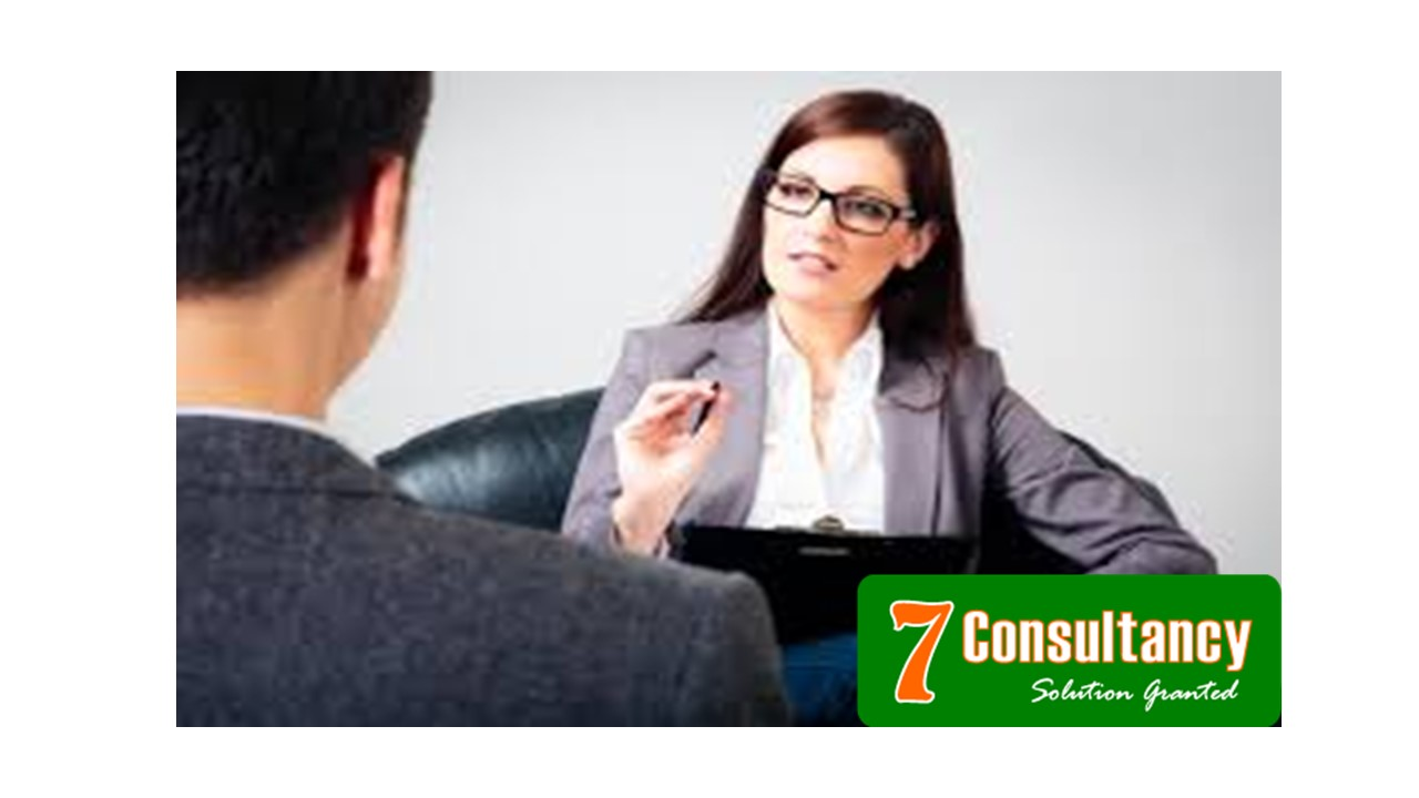 Recruitment Process of Counsellor