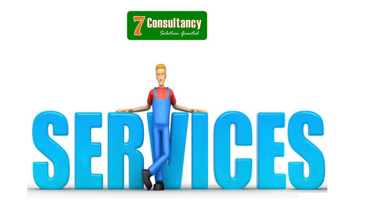 Recruitment process in service sector