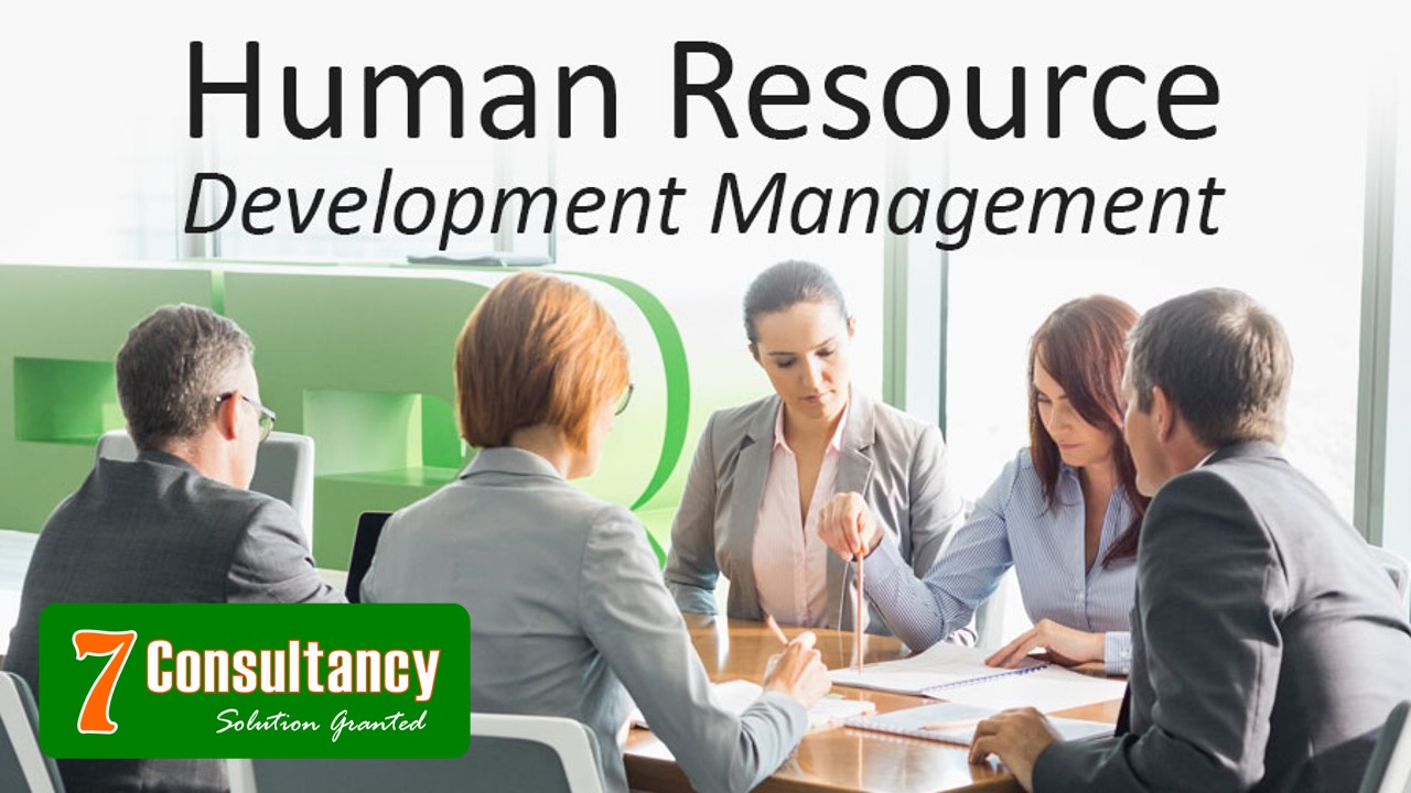 Importance of Human Resource Development in an organization