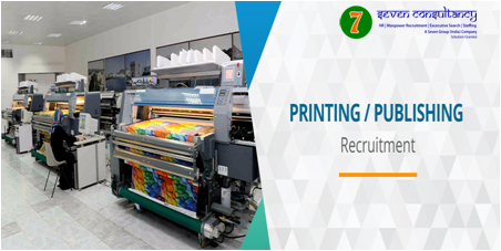 Printing placement consultant in Chennai
